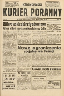 Krakowski Kurier Poranny : pismo demokratyczne. 1938, nr311