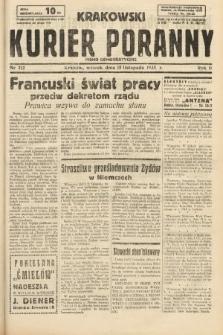 Krakowski Kurier Poranny : pismo demokratyczne. 1938, nr312