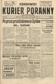 Krakowski Kurier Poranny : pismo demokratyczne. 1938, nr313