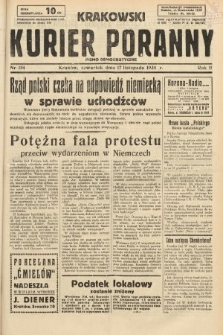 Krakowski Kurier Poranny : pismo demokratyczne. 1938, nr314