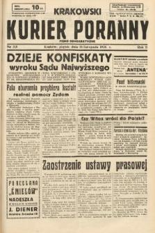 Krakowski Kurier Poranny : pismo demokratyczne. 1938, nr315