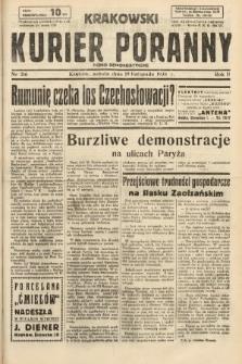 Krakowski Kurier Poranny : pismo demokratyczne. 1938, nr316