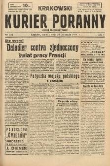 Krakowski Kurier Poranny : pismo demokratyczne. 1938, nr326