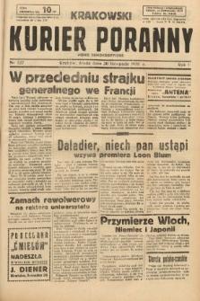Krakowski Kurier Poranny : pismo demokratyczne. 1938, nr327