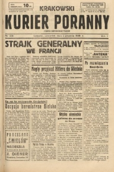 Krakowski Kurier Poranny : pismo demokratyczne. 1938, nr328
