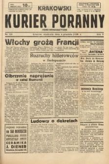 Krakowski Kurier Poranny : pismo demokratyczne. 1938, nr331