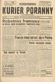 Krakowski Kurier Poranny : pismo demokratyczne. 1938, nr332