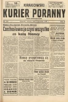 Krakowski Kurier Poranny : pismo demokratyczne. 1938, nr333