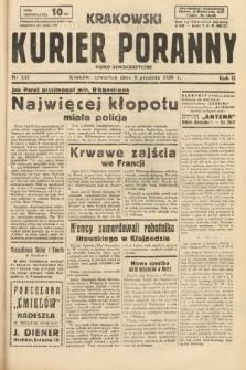 Krakowski Kurier Poranny : pismo demokratyczne. 1938, nr335