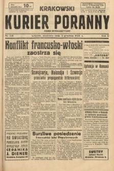 Krakowski Kurier Poranny : pismo demokratyczne. 1938, nr338