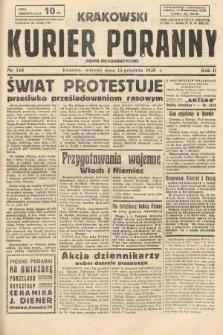 Krakowski Kurier Poranny : pismo demokratyczne. 1938, nr340