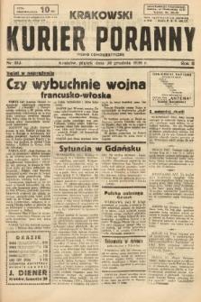 Krakowski Kurier Poranny : pismo demokratyczne. 1938, nr353