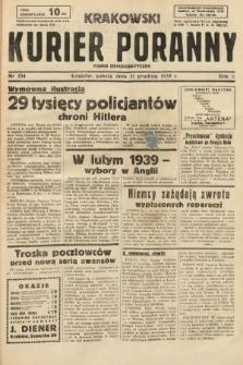 Krakowski Kurier Poranny : pismo demokratyczne. 1938, nr354