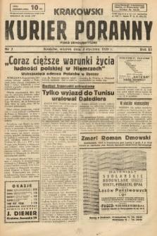 Krakowski Kurier Poranny : pismo demokratyczne. 1939, nr2