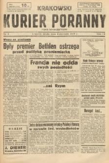 Krakowski Kurier Poranny : pismo demokratyczne. 1939, nr3