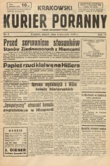 Krakowski Kurier Poranny : pismo demokratyczne. 1939, nr5