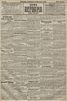 Nowa Reforma (numer poranny). 1913, nr12