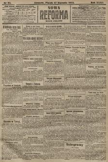 Nowa Reforma (numer poranny). 1913, nr26