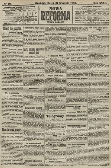Nowa Reforma (numer poranny). 1913, nr50