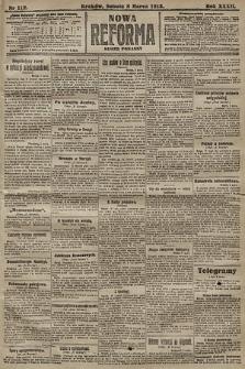 Nowa Reforma (numer poranny). 1913, nr112
