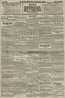 Nowa Reforma (numer poranny). 1913, nr158