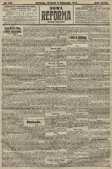 Nowa Reforma (numer poranny). 1913, nr160
