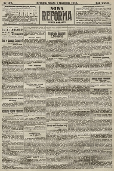 Nowa Reforma (numer poranny). 1913, nr162