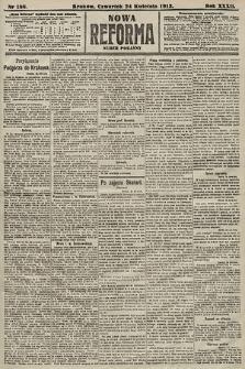 Nowa Reforma (numer poranny). 1913, nr188
