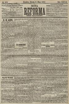 Nowa Reforma (numer popołudniowy). 1913, nr203