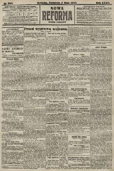 Nowa Reforma (numer poranny). 1913, nr204