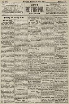 Nowa Reforma (numer poranny). 1913, nr206