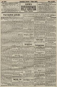 Nowa Reforma (numer poranny). 1913, nr208