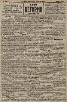 Nowa Reforma (numer poranny). 1913, nr231