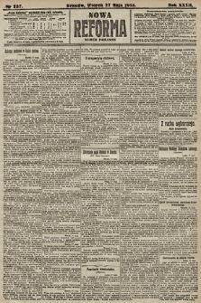 Nowa Reforma (numer poranny). 1913, nr237