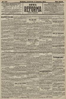 Nowa Reforma (numer poranny). 1913, nr253