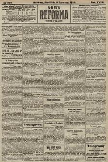 Nowa Reforma (numer poranny). 1913, nr259