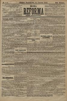 Nowa Reforma (numer popołudniowy). 1913, nr272