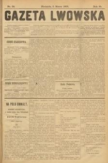 Gazeta Lwowska. 1905, nr52