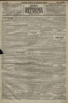 Nowa Reforma (numer poranny). 1913, nr293