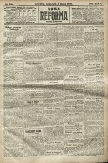 Nowa Reforma (numer poranny). 1913, nr301