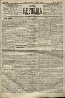 Nowa Reforma (numer popołudniowy). 1913, nr306