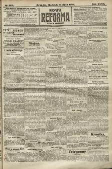 Nowa Reforma (numer poranny). 1913, nr307