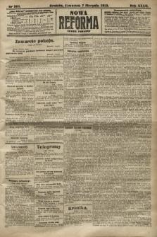 Nowa Reforma (numer poranny). 1913, nr361