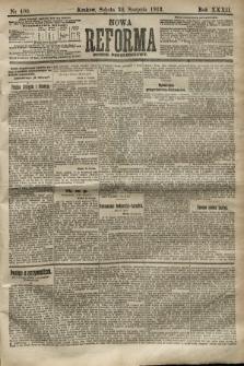 Nowa Reforma (numer popołudniowy). 1913, nr400