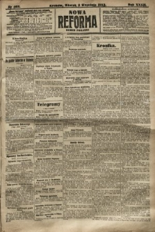 Nowa Reforma (numer poranny). 1913, nr403