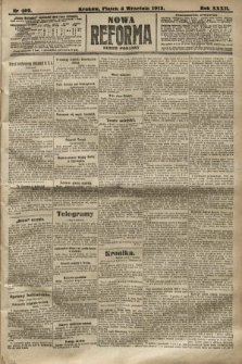 Nowa Reforma (numer poranny). 1913, nr409