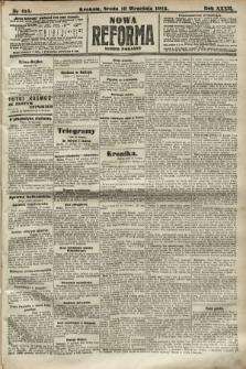 Nowa Reforma (numer poranny). 1913, nr415