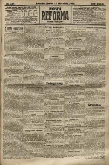 Nowa Reforma (numer poranny). 1913, nr427