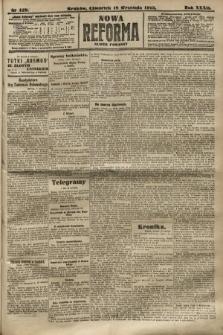 Nowa Reforma (numer poranny). 1913, nr429
