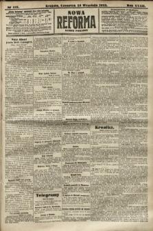 Nowa Reforma (numer poranny). 1913, nr441